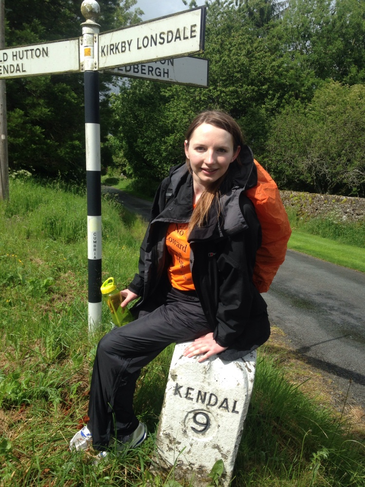 Fundraising Walk: Day Two (3/4)