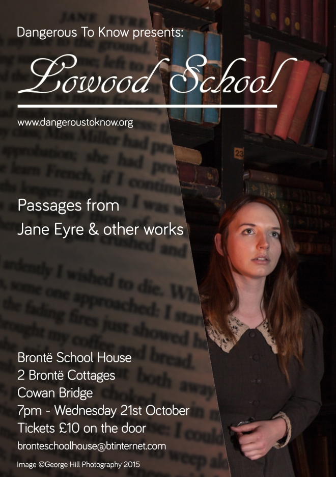 Bronte Schoolhouse Poster (1)