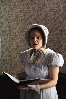 Theft of a Girl 23 and 24 September Exploring the fascinating case of the abduction of Ellen Turner before she married Thomas Legh, Dangerous to Know unveil an intimate and atmospheric performance, examining how women were viewed during the Regency and how this resonates today. Picture: Jason Lock Further info: Richard Evans Creative Industries Trafford Richard.Evans@trafford.gov.uk www.creativeindustriestrafford.org or call the Waterside box office on 0161 912 5616. Full credit always required as stated in T&C's. PR and Press release use only, no further reproduction without prior permission. Picture © Jason Lock Photography +44 (0) 7889 152747 +44 (0) 161 431 4012 info@jasonlock.co.uk www.jasonlock.co.uk